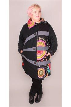 Big Collar Fleece Jacket